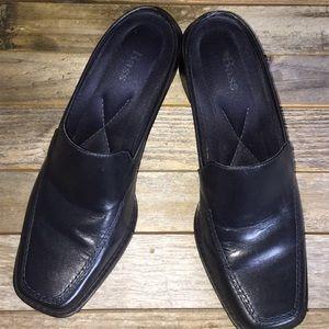 Bass Ceecee mule shoe